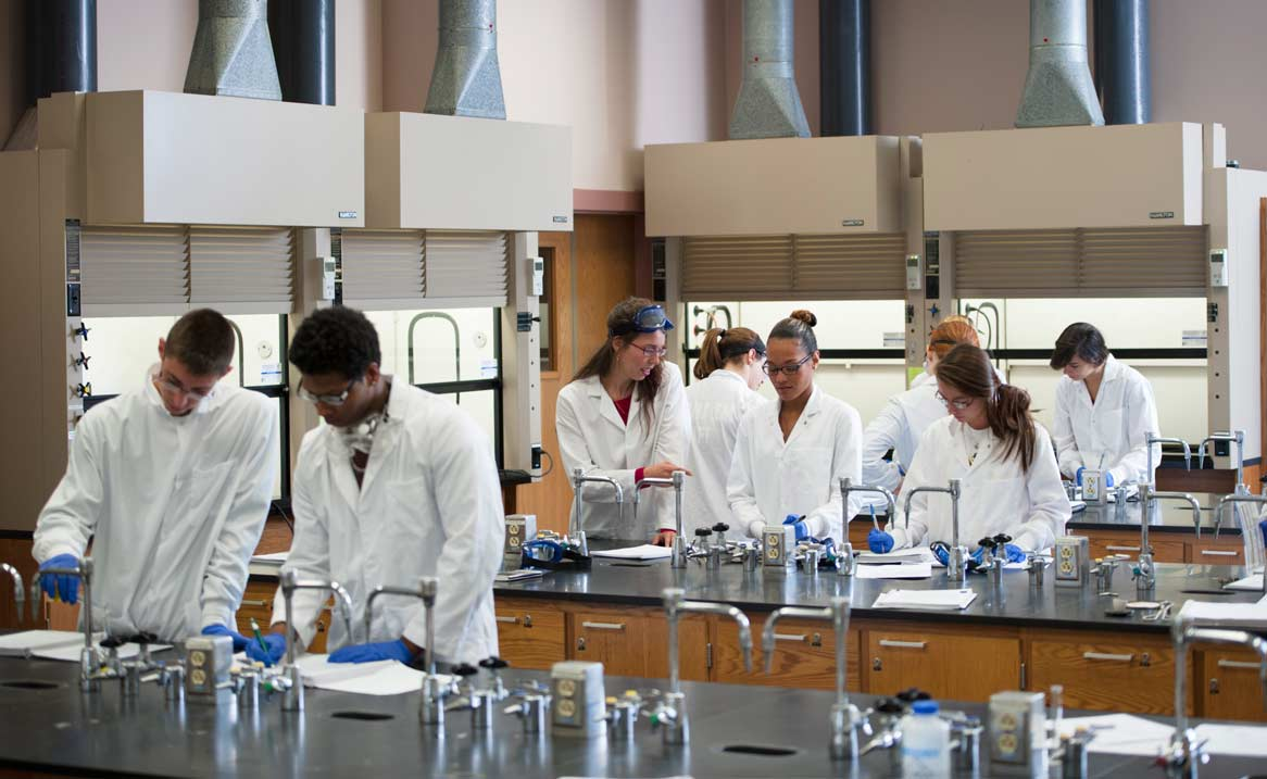 Biotechnology at Marywood