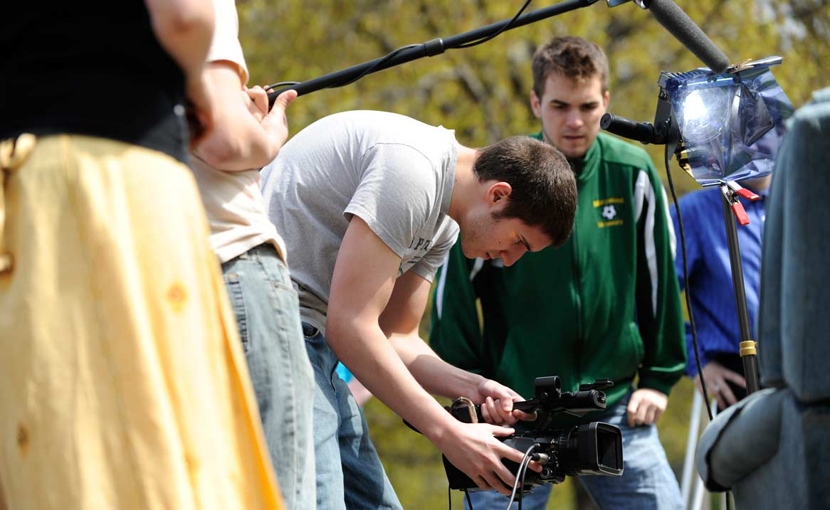 Digital Media and Broadcast Production at Marywood