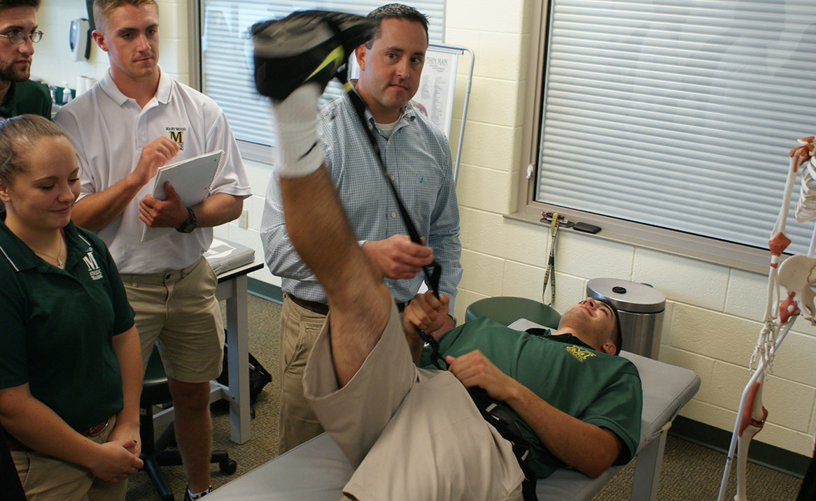 Athletic Training at Marywood