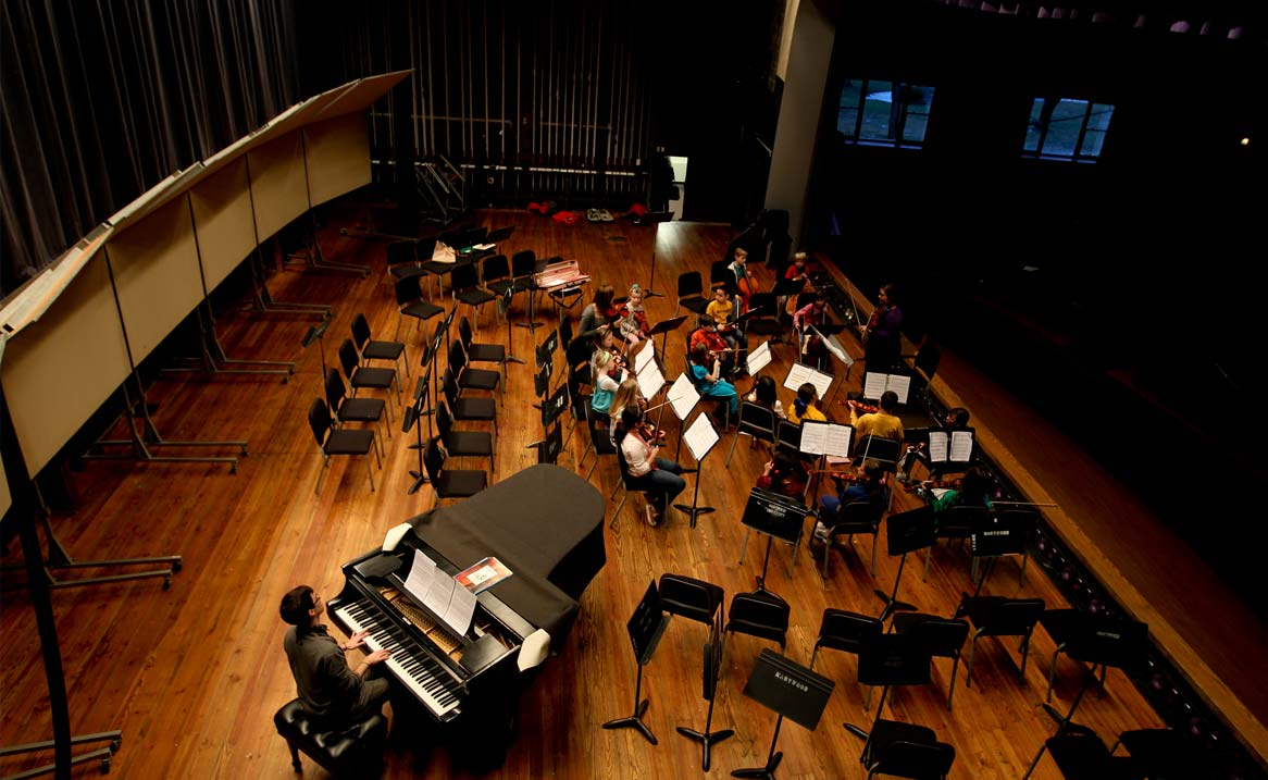 academic programs of study university music performance