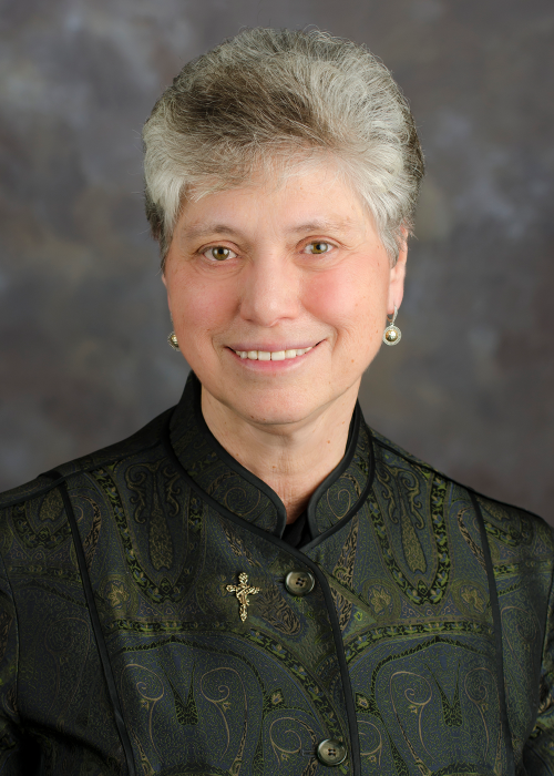Sister Mary Persico IHM, Ed.D. '69