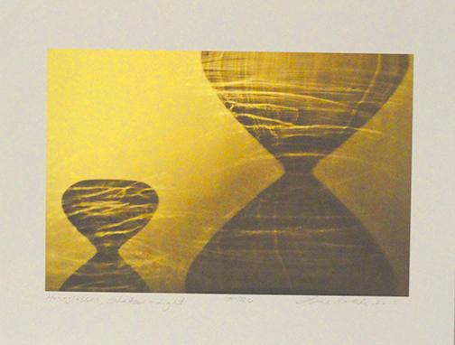 Hourglasses, Shadow and Light