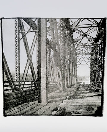 Train Bridge 1904