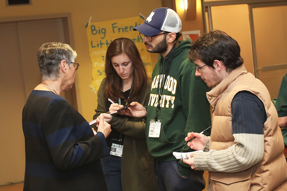 Public Relations and Image Management at Marywood
