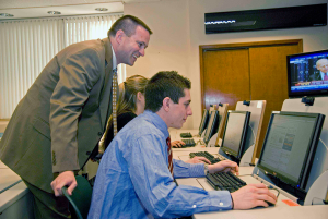 faculty help students with assignment