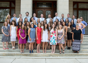 The 2017 Physician Assistant Graduates
