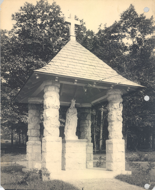 Our Lady of Victory Shrine Story: Circa 1901