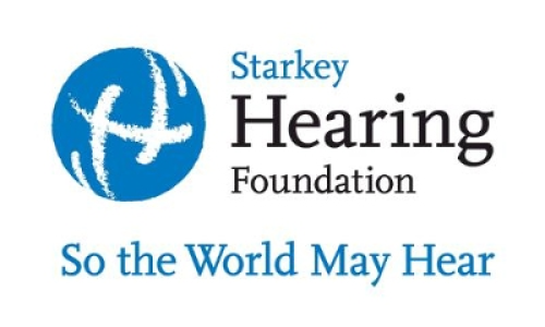 starkey hearing foundation so the world may hear