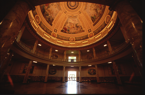 The Rotunda in the Liberal Arts Building