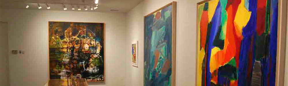 Galleries on Campus