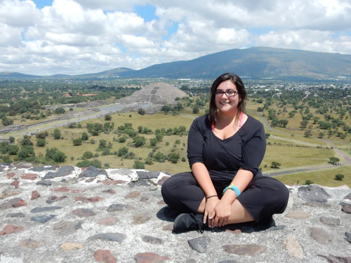 student study abroad Mexico