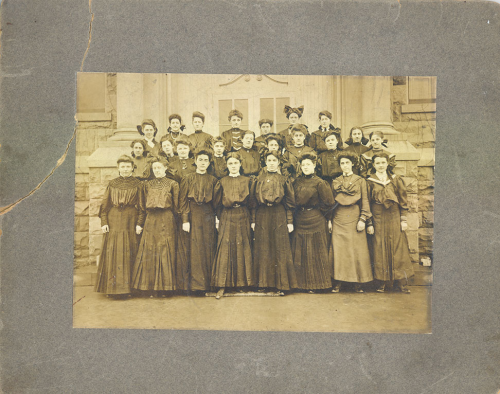 Marywood Seminary Class of 1905