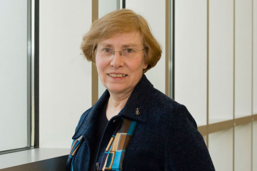 Photo of Sr. Mary Ann Zimmer, N.D., Ph.D.