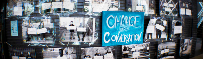 change the conversation quilt
