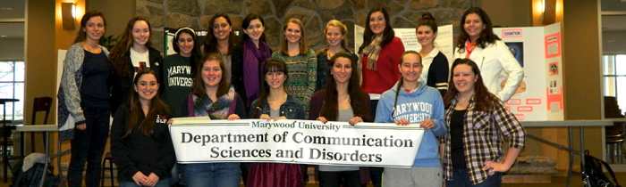 communication sciences and disorders group