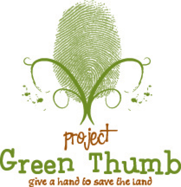 project green thumb give a hand to save the land