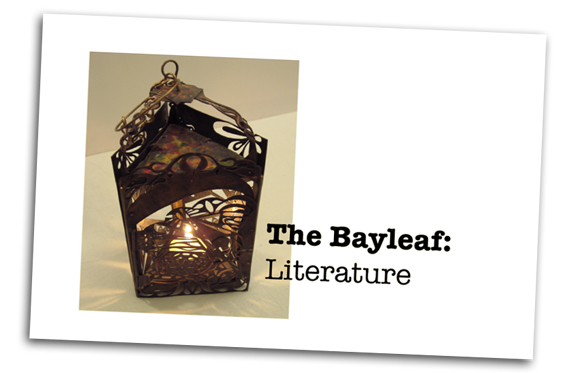 Calling all ARTISTS,WRITERS, and CREATIVE PEOPLE: Submit to the BAYLEAF!
