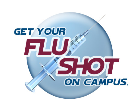 Flu Vaccine Clinic on Campus