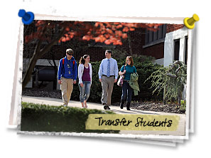 Transfer Student Orientation & Move-In Day