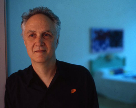 Painter DAVID REED, Distinguished Visiting Artists Lecture Series