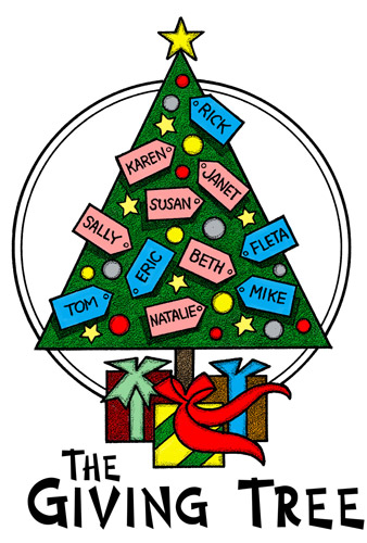 Christmas Giving Tree Program Registration (Through 12/05)
