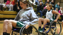 Charity Wheelchair Basketball Game