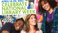 National Library Week (Through 4/20)