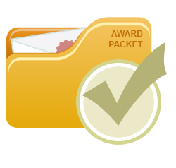 award packet
