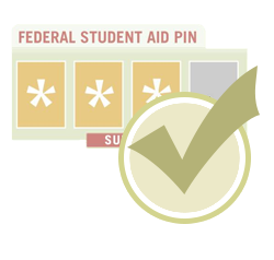 obtain pin