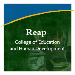 Reap College of Education and Human Development