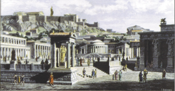 The Agora in Ancient Greece by J. Bühlmann, Agosto 1881