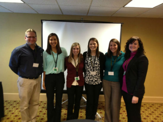 Presentation at Pennsylvania Council for Exceptional Children 2012, Harrisburg, PA