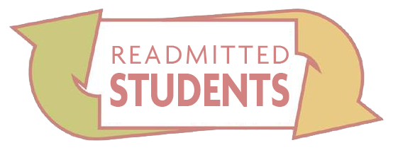 Readmitted Students