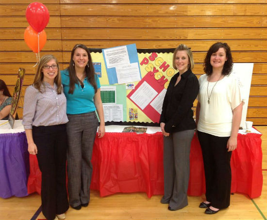 Dunmore School District 2012 Career Fair