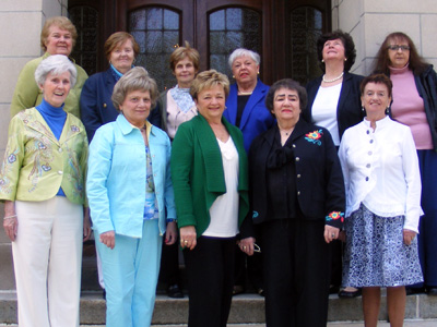 Members of the class of 1962