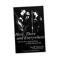 Book cover for Here, There and Everywhere