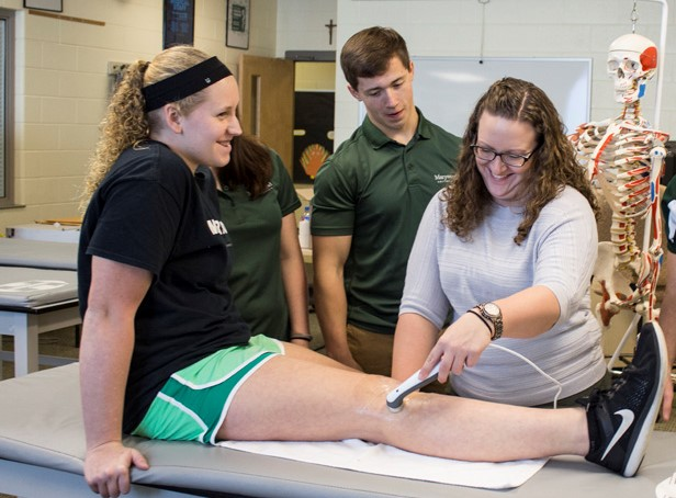 Athletic Training (MSAT) at Marywood