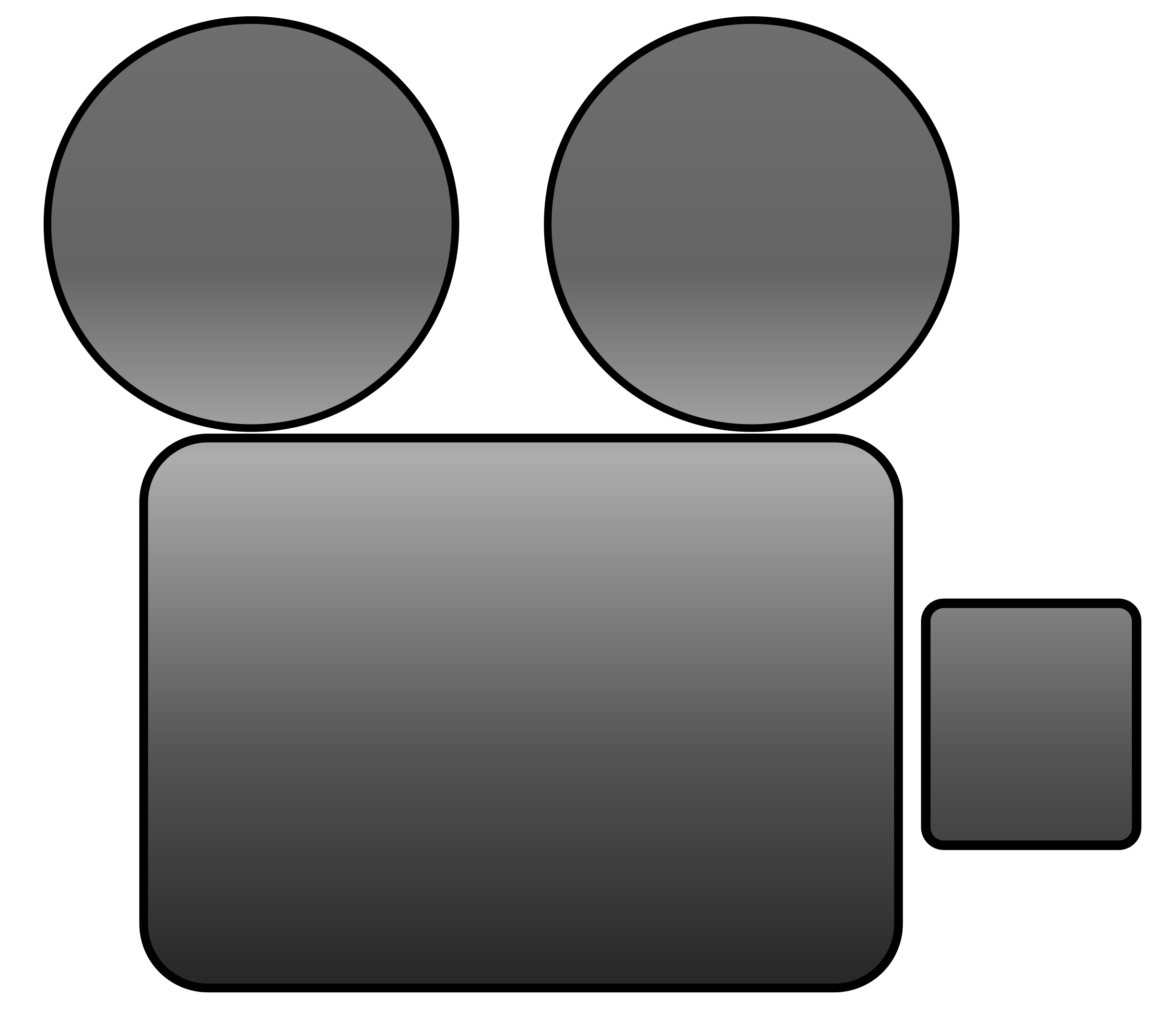 Video Icon Clipart