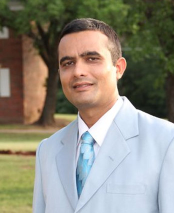 Photo of Dhanapati Adhikari, Ph.D.