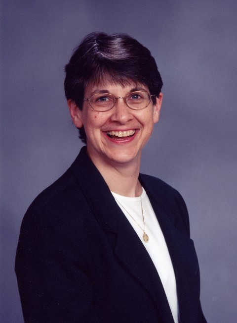 photo of Joan McCusker, IHM, Ph.D.